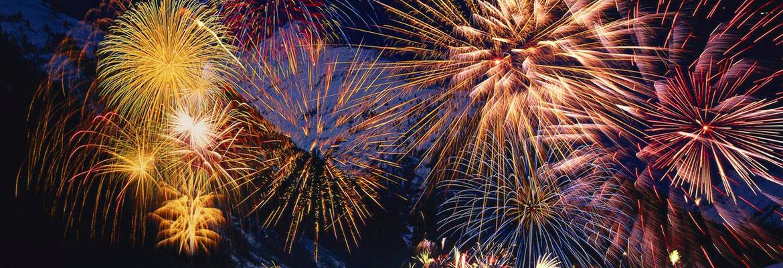Новий рік в Буковелі